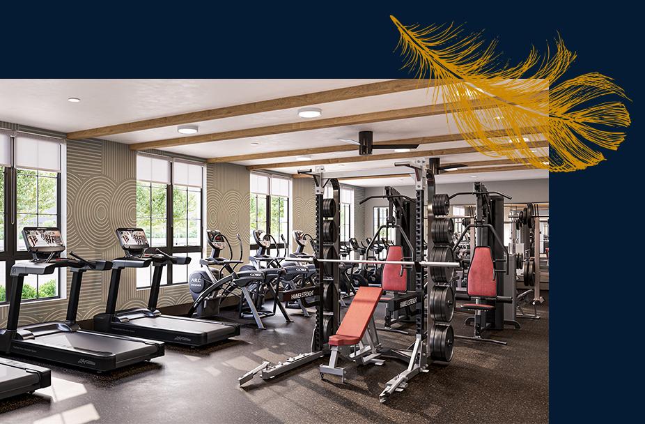 Emerson fitness center